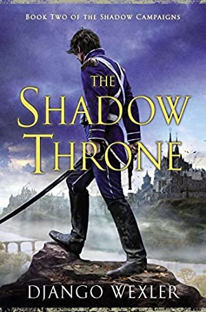 The sequel to The Thousand Names, The Shadow Throne, is on the shelves.  Order now!