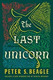 The Last Unicorn - book cover picture