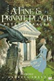 A Fine and Private Place - book cover picture