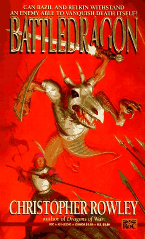 Battledragon (Bazil Broketail), Rowley, Christopher