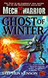 Ghost of Winter (Mechwarrior Series, 1) - book cover picture