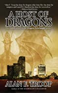 A Host of Dragons by Alan F Troop