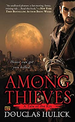 [GUEST REVIEW] Kathryn Ryan on AMONG THIEVES by Douglas Hulick