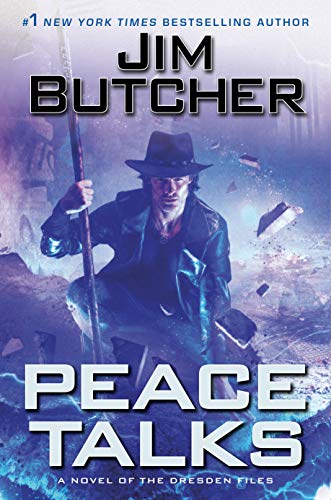 Read Now Peace Talks (Dresden Files)