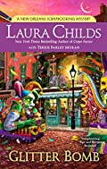 Glitter Bomb by Laura Childs and Terrie Farley Moran