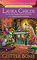Glitter Bomb by Laura Childs�and�Terrie Farley Moran