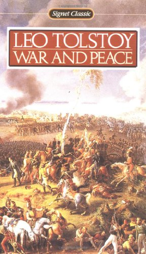 War and Peace (Signet Classics), Tolstoy, Leo