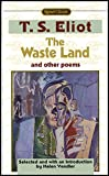 Book Cover: The Waste Land and Other Poems: Including The Love Song of J. Alfred Prufrock by T. S. Eliot