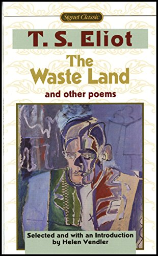 The Waste Land and Other Poems: Including The Love Song of J. Alfred Prufrock, Eliot, T. S.