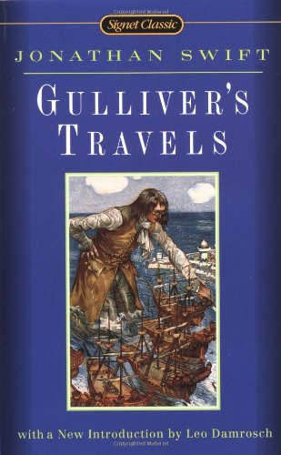 an analysis of gullivers travels