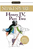 Book Cover: Henry Iv, Part Ii by William Shakespeare