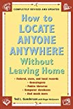 How To Locate Anyone Anywhere Without Leaving Home