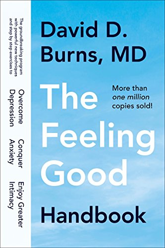 The Feeling Good Handbook Book Cover Picture