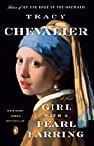 Cover Image of Girl with a Pearl Earring by Tracy Chevalier published by Plume