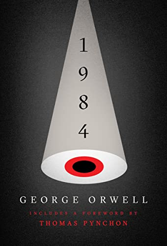Nineteen Eighty-Four, by Orwell, George