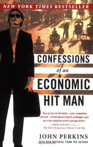 Confessions of an Economic Hit Man Book Cover Picture