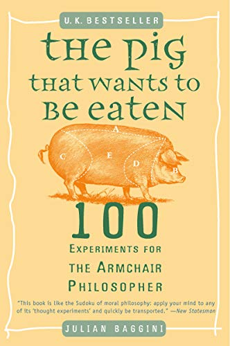 The Pig That Wants to Be Eaten Book Cover Picture