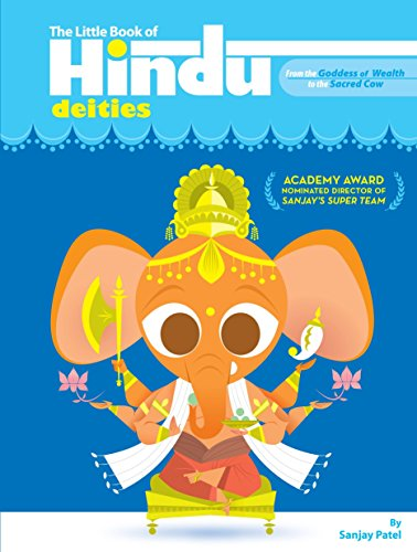 The Little Book of Hindu Deities cover