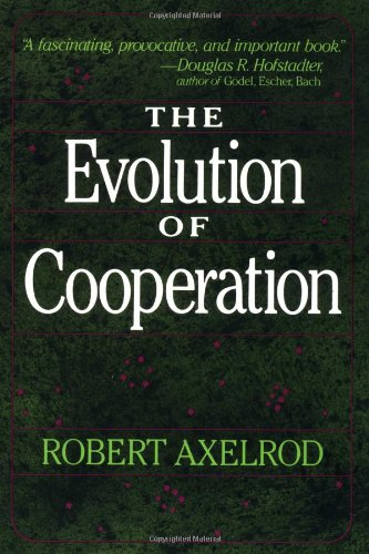 the evolution of cooperation book pdf