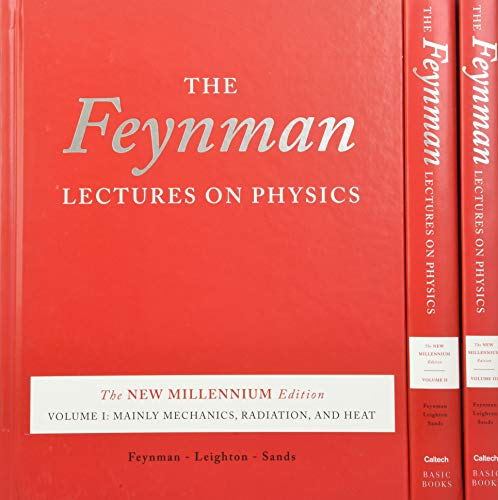 813. The Feynman Lectures on Physics, boxed set: The New Millennium Edition