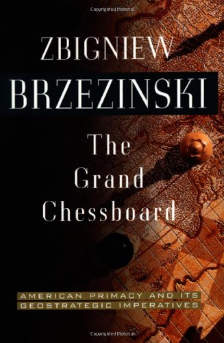 The Grand Chessboard Book Cover Picture