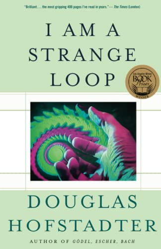 I Am a Strange Loop Book Cover Picture