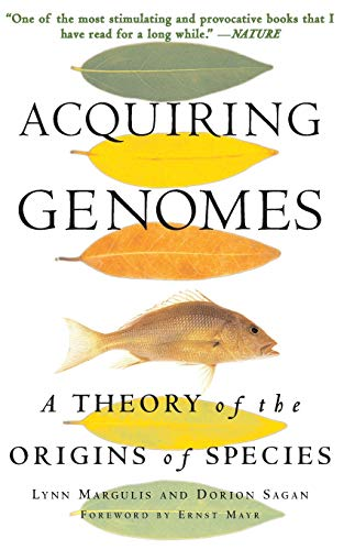 Acquiring Genomes, by Margulis, L.