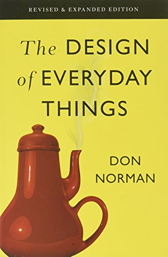 The Design of Everyday Things Book Cover Picture