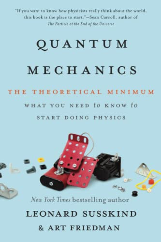 346. Quantum Mechanics: The Theoretical Minimum
