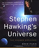 Stephen Hawking's Universe: The Cosmos Explained - book cover picture