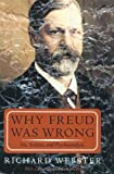Why Freud Was Wrong Richard Webster