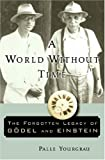 A World Without Time: The Forgotten Legacy Of Godel And Einstein - book cover picture