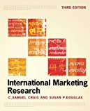 Buy International Marketing Research from Amazon
