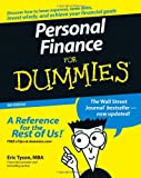 Book Cover: Personal Finance For Dummies by Eric Tyson