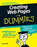 Creating Web Pages For Dummies (Creating Web Pages for Dummies)