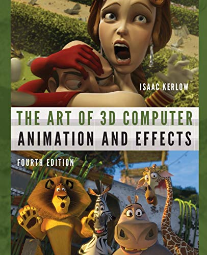 The Art of 3D Computer Animation and Effects - Isaac Kerlow