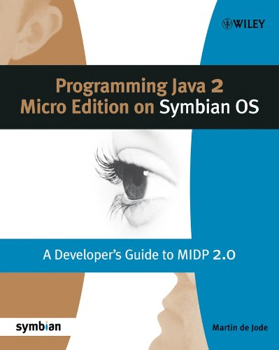 Book Cover: Programming Java 2 Micro Edition for Symbian OS : A developer%27s guide to MIDP