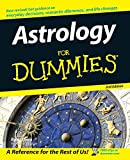 Astrology For Dummies book cover.