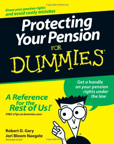 PDF Protecting Your Pension For Dummies