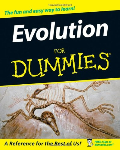 Evolution For Dummies, Krukonis PhD, Greg; Barr, Tracy