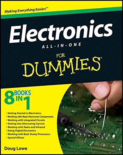 Electronics All-in-One For Dummies, Lowe, Doug