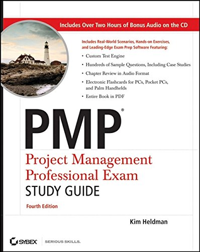 PMP: Project Management Professional Exam Study Guide