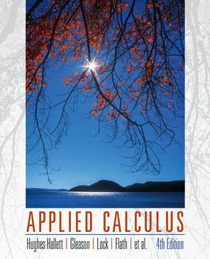 PDF Applied Calculus