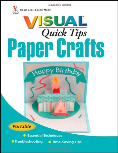Pdf Paper Crafts Visual Quick Tips Free Ebooks Download Ebookee