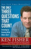 Buy The Only Three Questions That Count: Investing by Knowing What Others Don't from Amazon