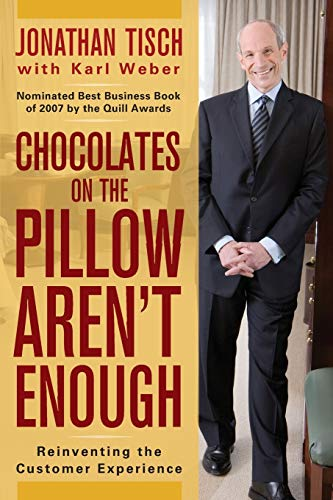 Chocolates on the Pillow Aren