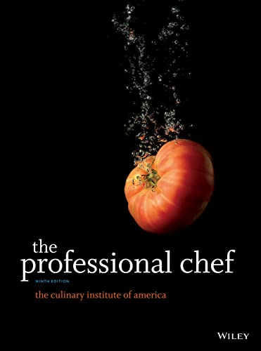 The Professional Chef - The Culinary Institute of America (CIA)