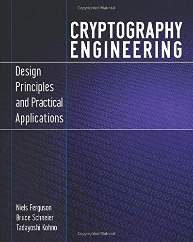 252. Cryptography Engineering: Design Principles and Practical Applications