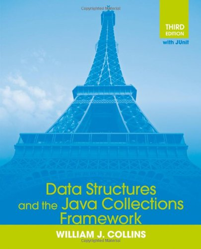 PDF Data Structures and the Java Collections Framework