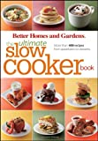 better homes and gardens ultimate slow cooker book